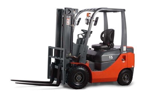 1.5-3.5吨柴油叉车