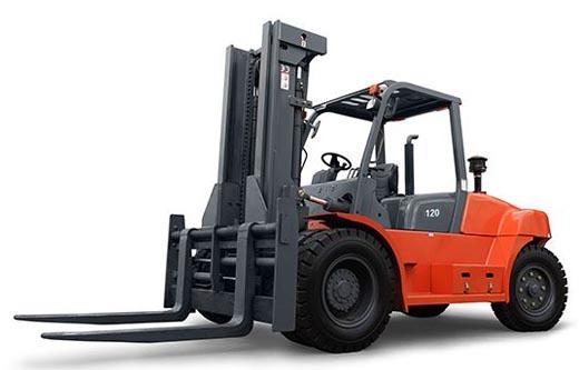 8-12吨柴油叉车