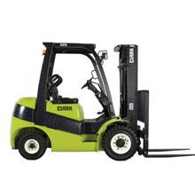 平衡重内燃叉车_2-3.5吨平衡重内燃叉车_武汉中明工业设备