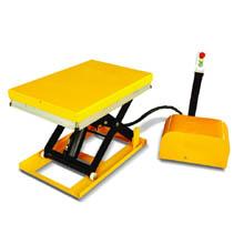 常规升降平台_0.5-1吨小台面电动升降平台_武汉中明工业设备