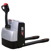 国产托盘搬运车_2吨标准型步行式电动托盘_武汉中明工业设备