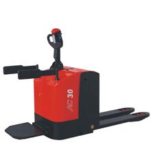 电动托盘搬运车_2-3吨加强型站驾式电动托_武汉中明工业设备