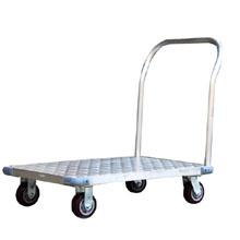 铝制平板车