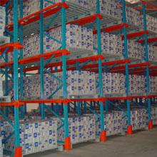 常规货架_驶入式货架_武汉中明工业设备