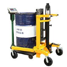 油桶搬运车_可调支腿油桶搬运车_武汉中明工业设备