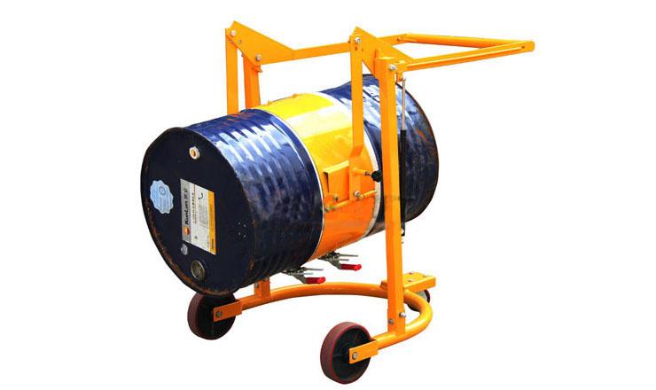 简易型多功能油桶搬运车