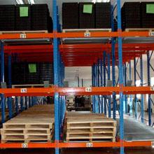 常规货架_重力式货架_武汉中明工业设备