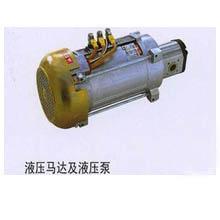 克拉克叉车配件_液压电机_武汉中明工业设备