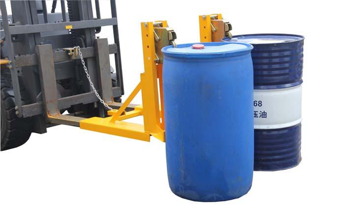 标准油桶搬运夹