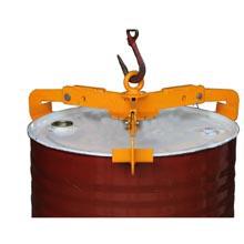 油桶搬运夹_简易型油桶吊_武汉中明工业设备
