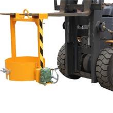 油桶搬运夹_多功能油桶吊_武汉中明工业设备