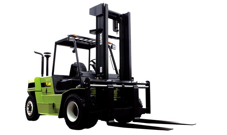 6-8吨平衡重内燃叉车_2