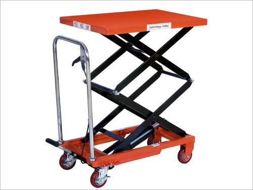 0.25-1吨重型脚踏升降平台车_2