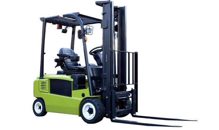 4-5吨平衡重电动叉车_3
