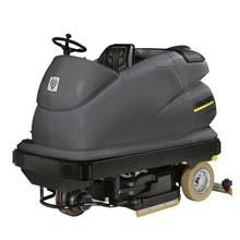驾驶式洗地吸干机B 250 R