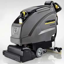 手推式洗地吸干机B 40