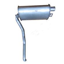台励福叉车配件_叉车排气系统 消音器 消声器总成_武汉中明工业设备