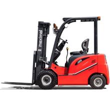 电动叉车_A系列1.5-3吨平衡重电动叉_武汉中明工业设备