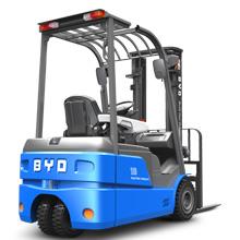 平衡重叉车_1.6-1.8吨三支点平衡重锂电_武汉中明工业设备