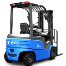 平衡重叉车_2.0-2.5吨平衡重锂电池叉车_武汉中明工业设备