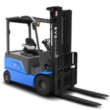 平衡重叉车_3.0-3.5吨平衡重锂电池叉车_武汉中明工业设备