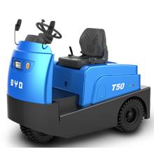 牵引车_3-5吨座驾式锂电池牵引车_武汉中明工业设备