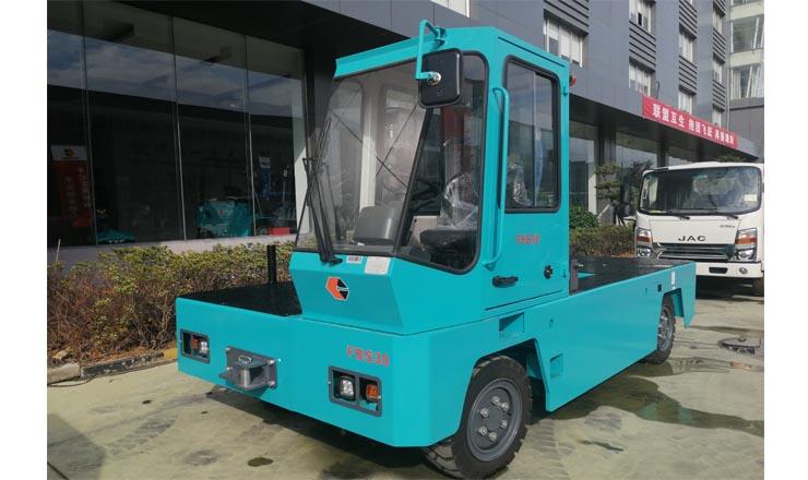 电动侧面叉车【3-6吨】_4